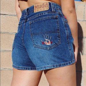 Vintage mudd shorts